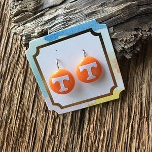 Jewelry - Tennessee Vols earrings, Tennessee Volunteers